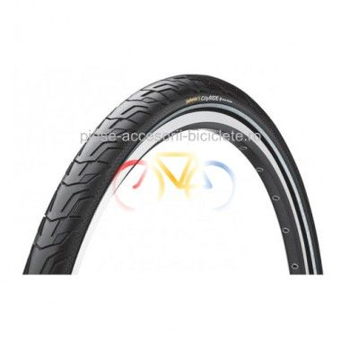 Anvelopă CONTINENTAL CityRide II Puncture-ProTection 26x1.75 (47-559) Reflex
