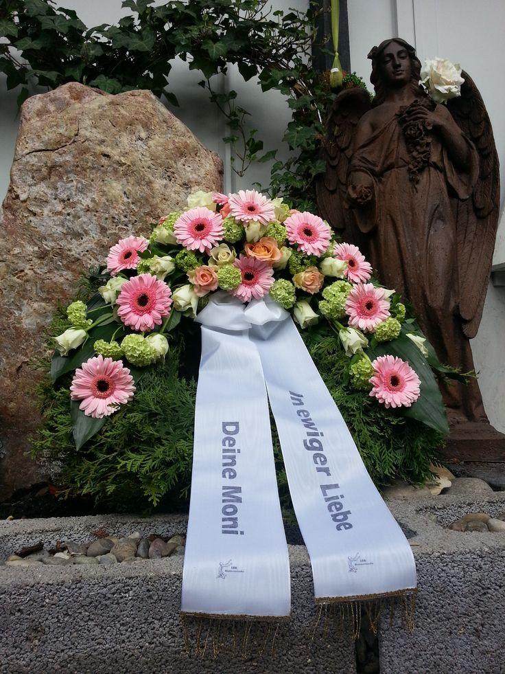 Mitgefühl hat einen eigenen Dialekt #Kranz #Trauer # ...