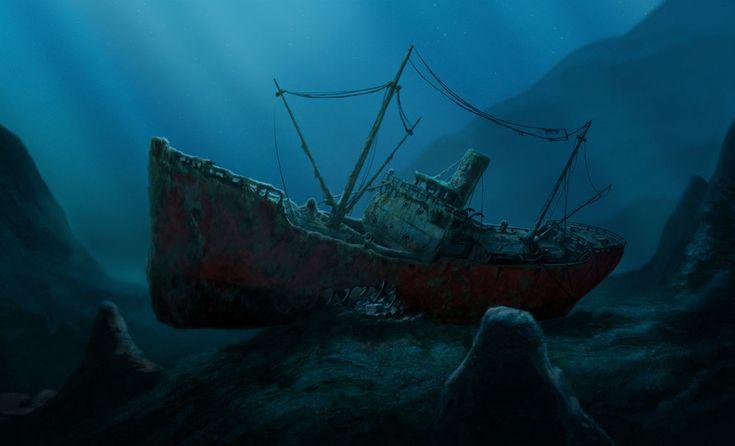 Sunken Ships of North Carolina | hd batik gemi HD Batık Gemi Masaüstü Resimleri