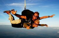 Skydive Vienna Para Club - All Information About Tandem Skydiving