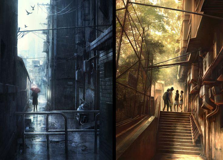 JONASDERO - Concept Artist
