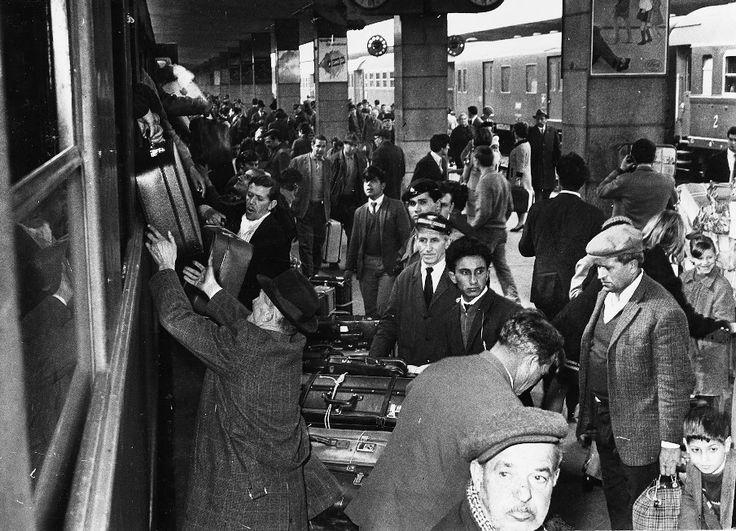 Stazione Porta Nuova - Anni '60