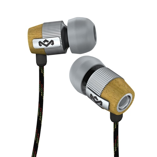 House of Marley Redemption Song in-ear headphones [review]