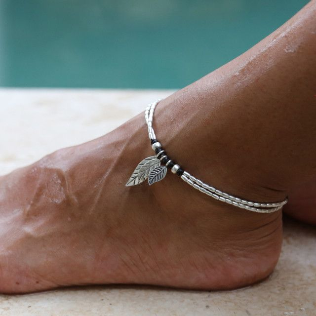 Isola Journey Anklet from Embella Jewellery