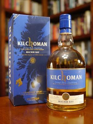 The Kilchoman Machir Bay Islay Scotch Whisky