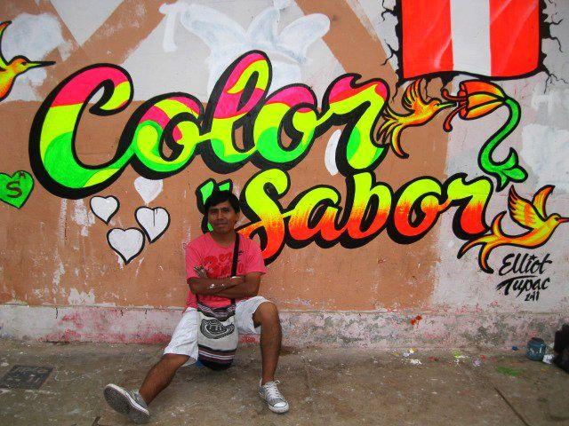 ...Color y Sabor!!! by Elliot Tupac, via Flickr