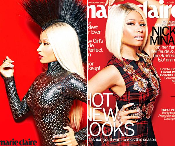 Nicki Minaj Tells 'Marie Claire': 'I Want To Be A Mom OneDay'