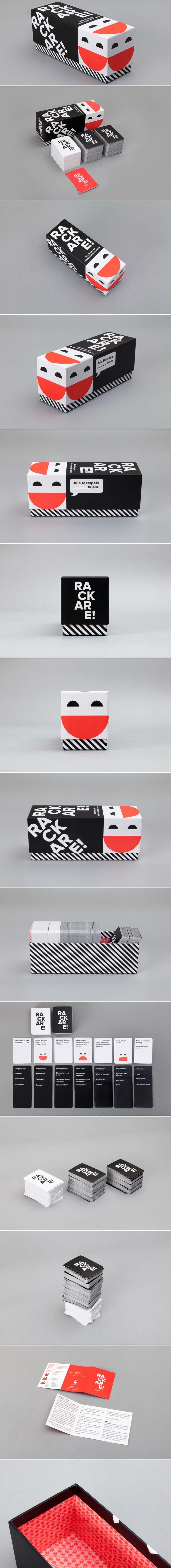 Rackare! — The Dieline - Branding & Packaging Design