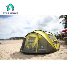 Star home Large throw tent!outdoor 3-4persons automatic speed open throwing pop up waterproof beach camping tent 2 second open //Price: $US $78.99 & FREE Shipping //   #watches #bracelets #rings #shirts #earrings #dress