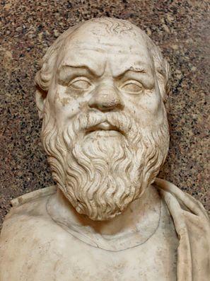 The Secret Real Truth: Σωκράτης: Ο πραγματικός λόγος θανάτωσης του