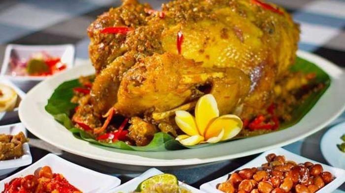 Makanan Khas Bali - Jaen! Deretan 7 Kuliner Asli Pulau Dewata Ini Nendang di Lidah