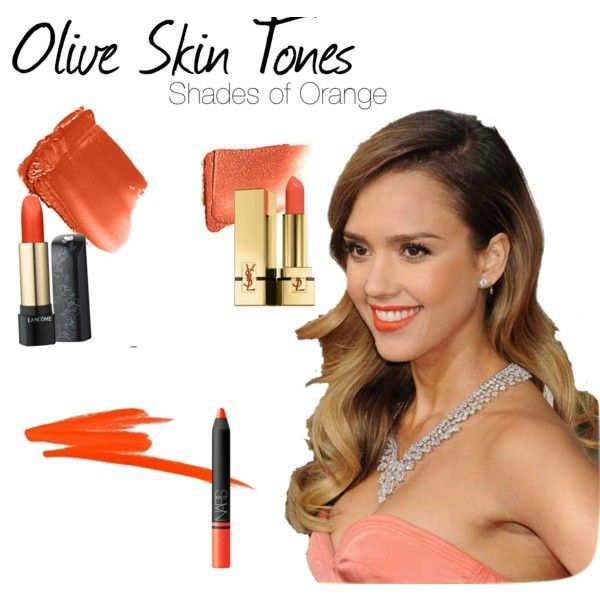 how to make foundation olive toned