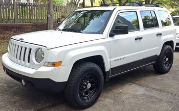 White Jeep Patriot >> Jeep Patriot- I just got this car recently and I am so in ...