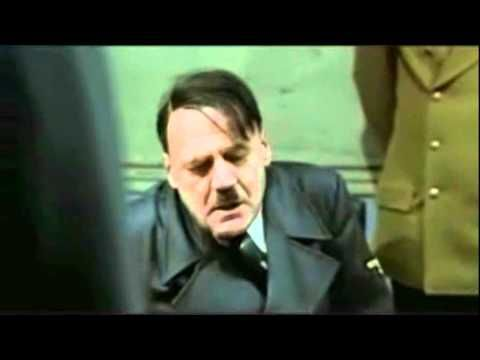 """Hitler's reaction after hearing Rebecca Black's """"Friday"""""""