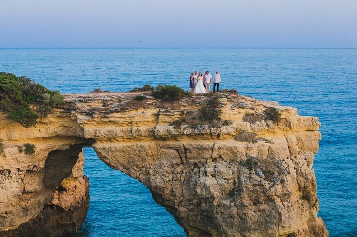 The privileged and unspoilt cliff-top setting above Albandeira beach, Algarve