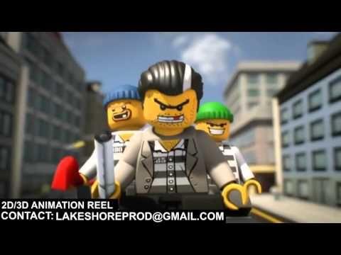 Animation Demo Lakeshroe Productions lakeshoreproductioninc.com - YouTube