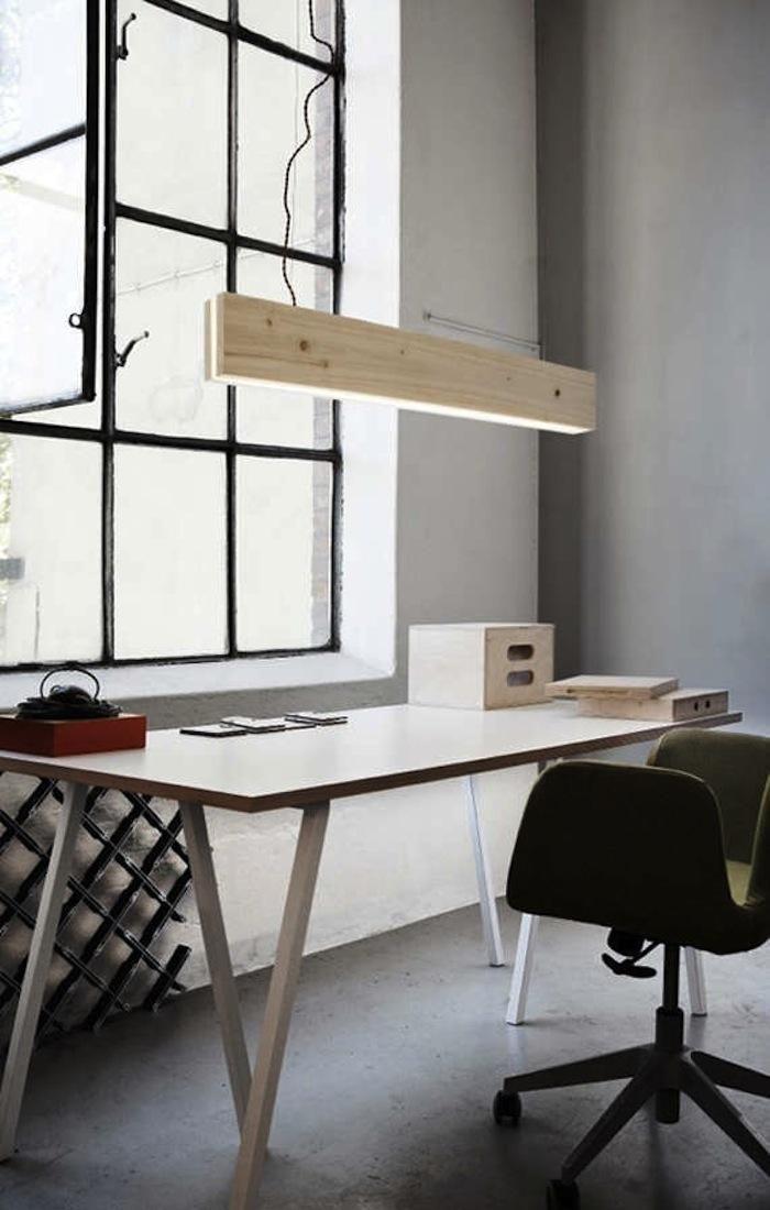 LED Plank Lamp: Remodelista