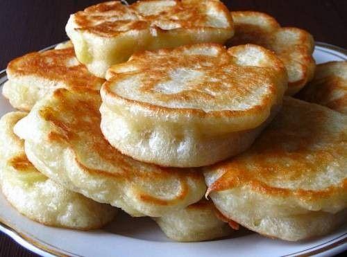 Постные оладьи без яиц и молока – рецепт с фото