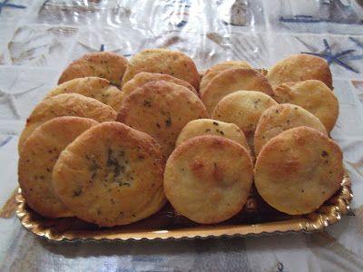 la cucina di nonna papera : Focaccine con patate