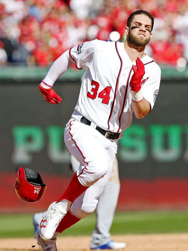 Nationals, taken aback by Bryce Harper's contract demands, set to move on after '18