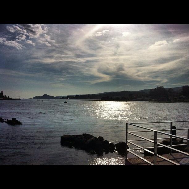 Vista de la Ría de Pontevedra.: Ría De, Mi Galicia, La Ría, Galicia Favorita