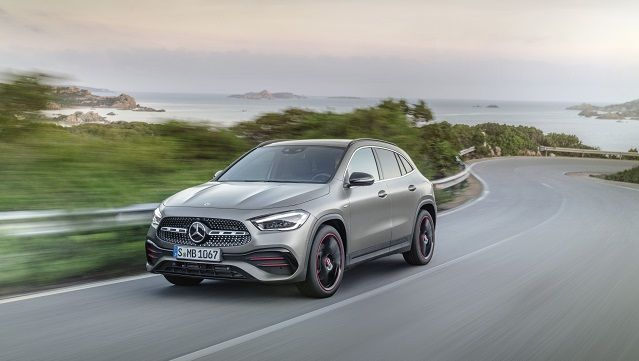 Mercedes Benz Gla 2020 Moins Berline Plus Suv Mercedes Benz