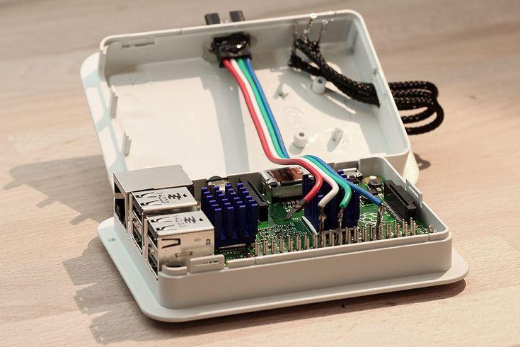 Atemberaubendes Ambilight am eigenen TV selber bauen – Raspberry Pi 3 Tutorial… – Daniel Zillgen