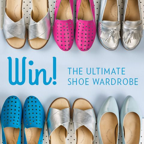 Win 5 pairs from Ziera Shoes! http://zierashoes.com/page/win5pairs