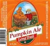 Long Trail Pumpkin Ale
