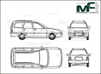 The 236 best nissan blueprints images on pinterest nissan sunny traveller blueprints ai cdr cdw dwg dxf malvernweather Image collections