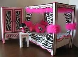 Elegant Zebra Bedroom Ideas   Bing Images