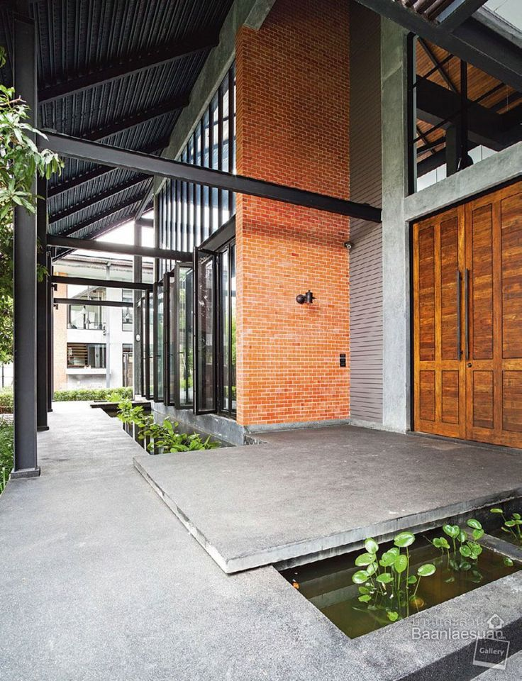 Best 25 tropical houses ideas on pinterest bali house for Thai style house design