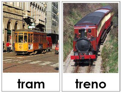 mezzi di transporto urbano / pubblico