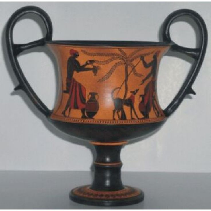 7 best images about ancient greeks and romans on pinterest for Ancient greek pottery decoration