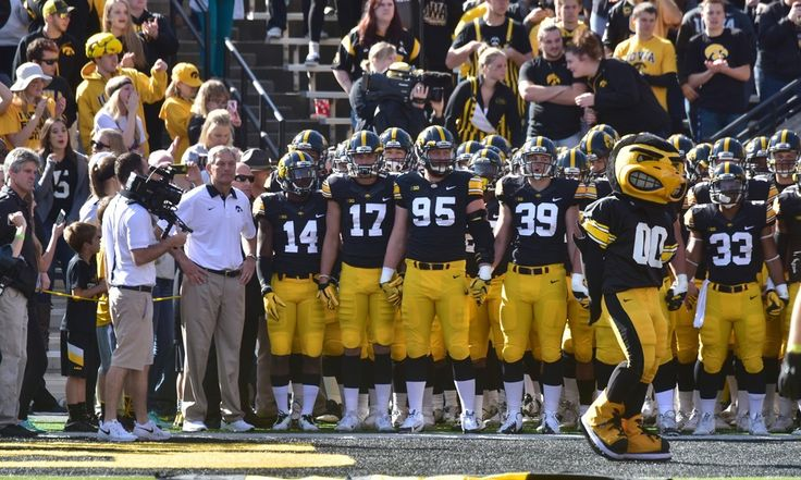 Hawkeyes building something real and special in Iowa City = It's good to be a Hawkeye, especially in the month of June.  Last year, Iowa football's 2016 recruiting class capped off at 24 signees, and way more than half of those recruits committed in the month of June. To put Iowa's.....