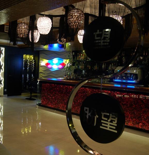 "Asian Restaurant Interior Design - Silvan Francisco, ""Pato Laqueado"" Majadahonda, in Madrid. 2011."