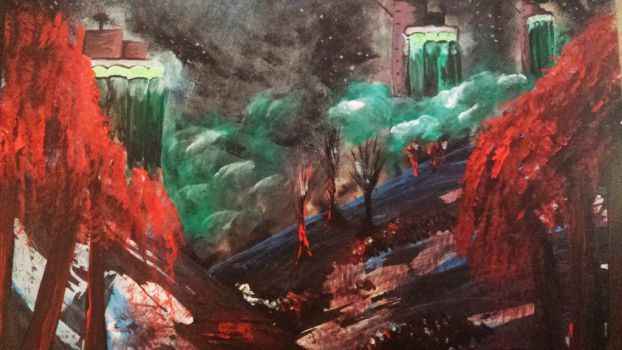 Paint by Lalingla on DeviantArt
