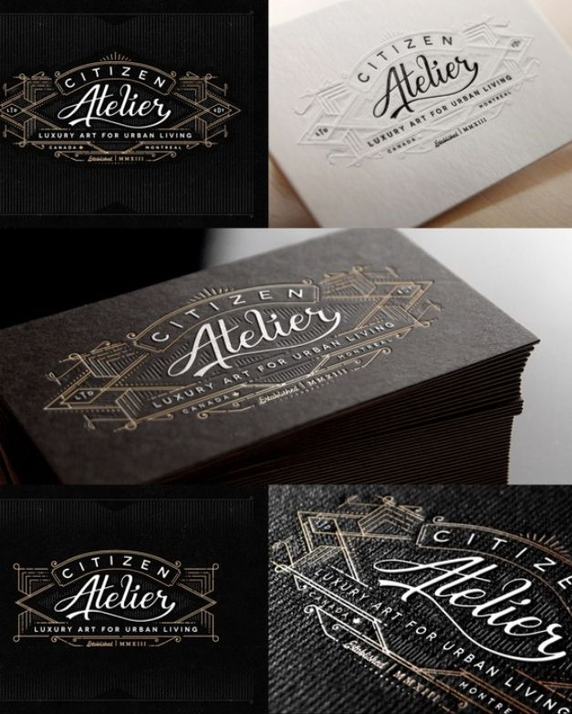 46 best Unusual business card designs images on Pinterest ...
