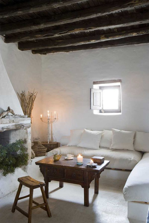 WEEKEND ESCAPE: A RUSTIC HOME ON FORMENTERA | THE STYLE FILES