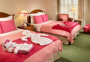 Will be going here in a few weeks...will post more pics.  American Girl Doll themed room @Marriott Alpharetta/North Point