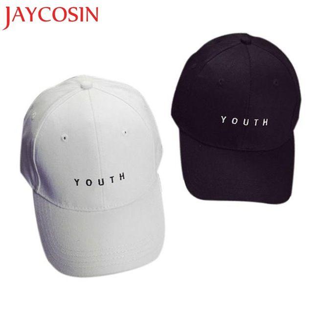 SIF 2016 Wholesale Autumn Cotton Cap Baseball Cap Snapback Hat Summer Cap Hip Hop Fitted Cap Hats For Men Women Hot Dropship #JAYCOSIN #baseball-caps #women_clothing #stylish_baseball-caps #style #fashion