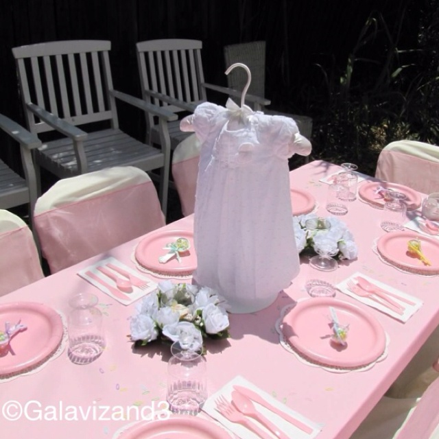 Baby shower ideas for a girl.