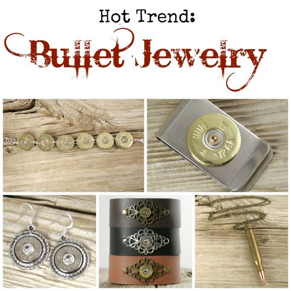 Trend Alert: Bullet Jewelry » Style on Main