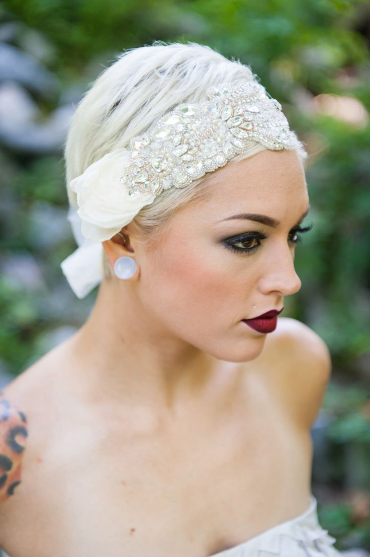How To Wear Headbands With Short Natural Hair