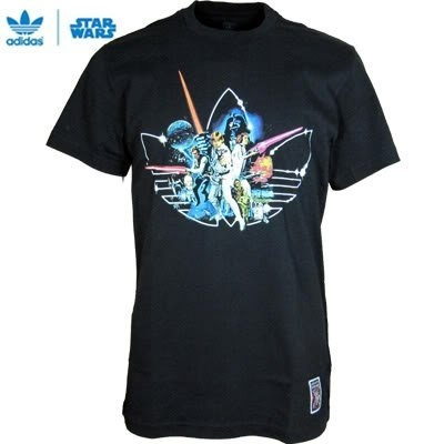 Adidas Originals Star Wars T-shirt