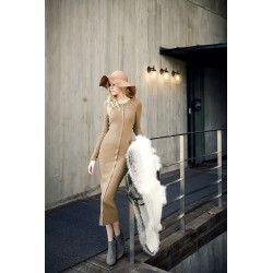 Ready stock women dress #womendress #womenoutfits #womenfashiononline #winterdress #winterskirt #vintageboutique #wintageoutfits