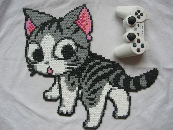Chi - Chi's Sweet Home hama perler beads by frederic3121