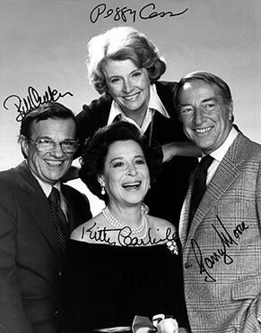 To Tell The Truth, 1956 - 68, Gary Moore, Kitty Carlisle, Peggy Cass, Bill Cullen