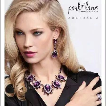Parisian Necklace and Earrings