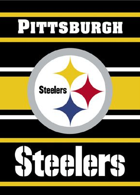 The PITTSBURGH STEELERS NFL Football Theme Logo Posters, Banners ...